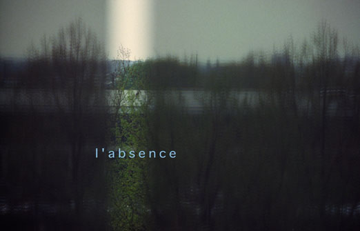 l'absence, 1997-2001